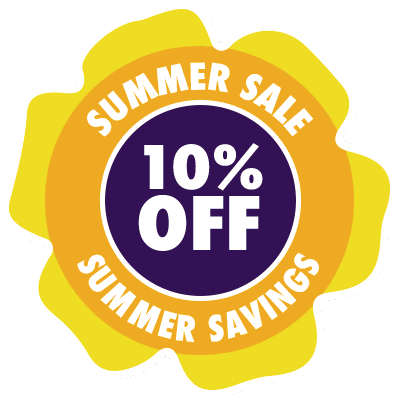 Summer Sale: 10% off all tea
