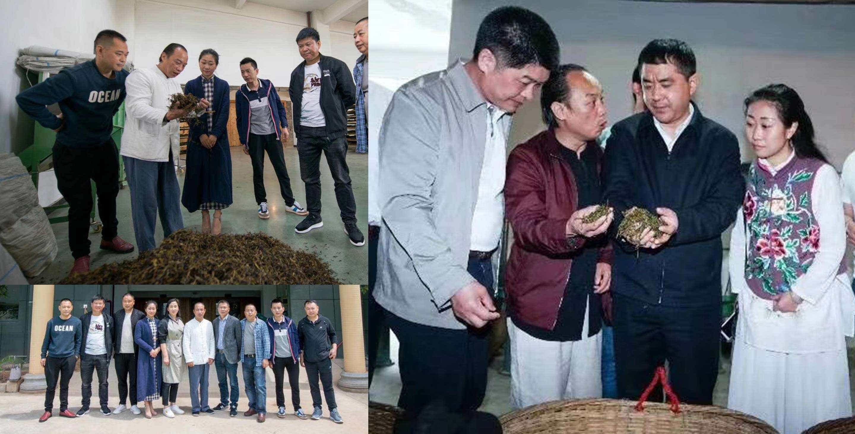 Li Xiangxi hosts visiting dignitaries in Wuyishan