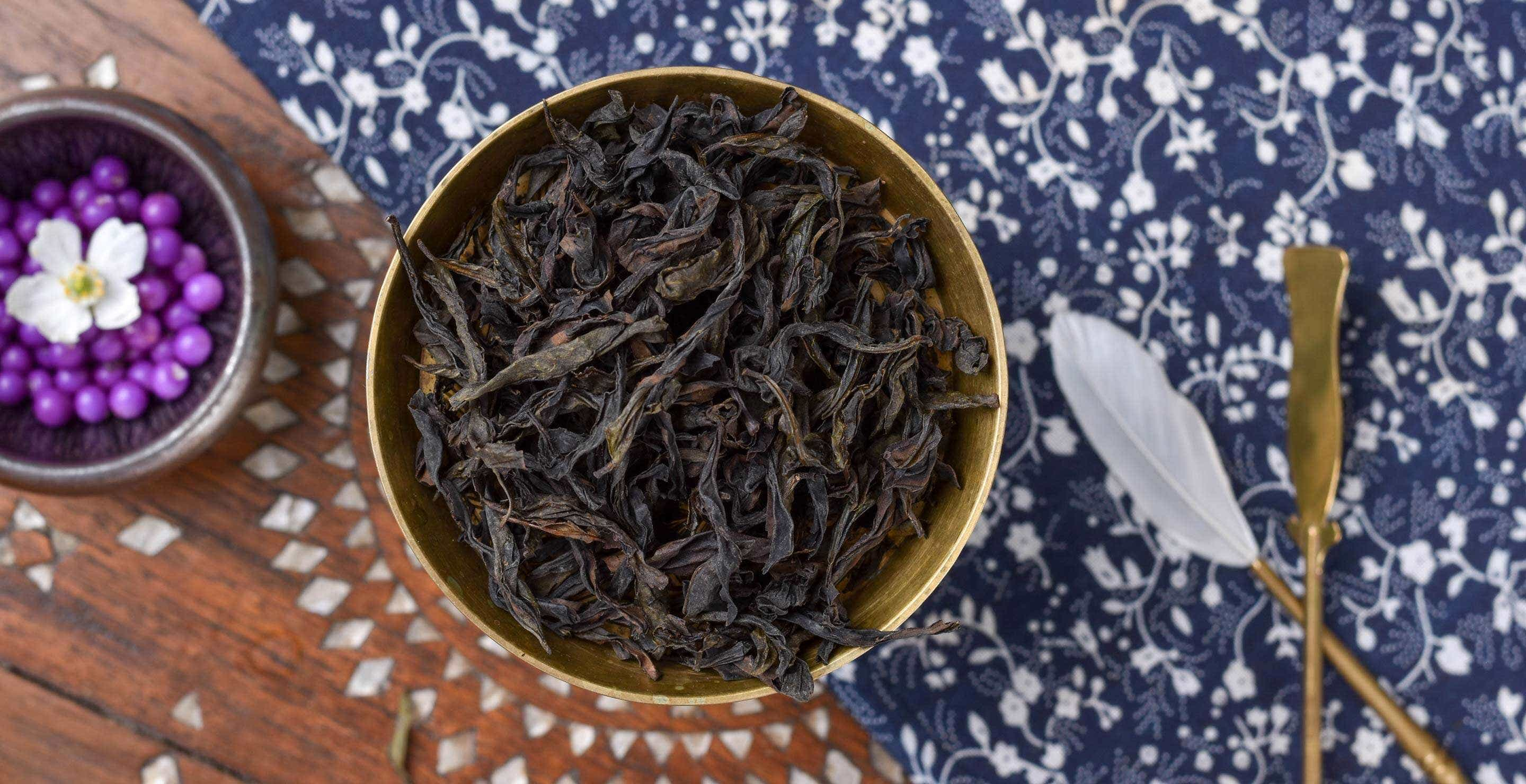 Image result for The Benefits of Wu Yi Tea