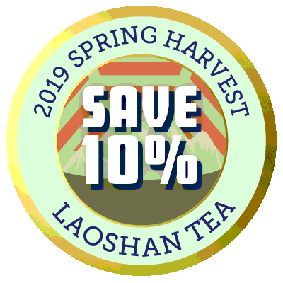 Save 10% when you pre-order this 2019 spring tea!