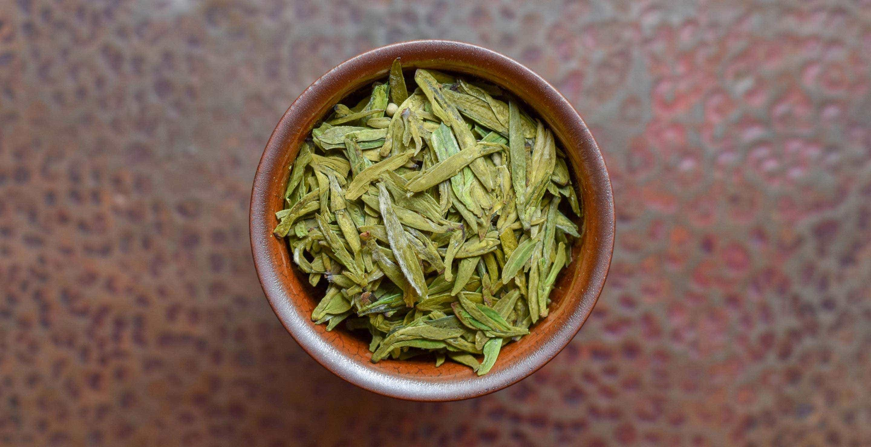 Mrs. Li's 2019 Shi Feng Dragonwell Green Tea