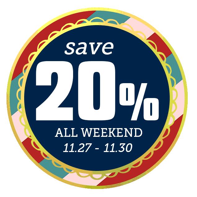 Save 20% on bundled tasting kits!