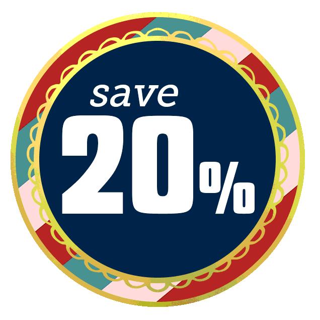 Save 20% on select teaware
